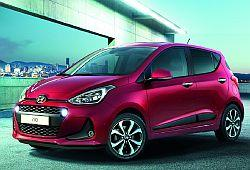 Hyundai i10 II Hatchback Facelifting