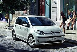 Volkswagen up! e-up Facelifting