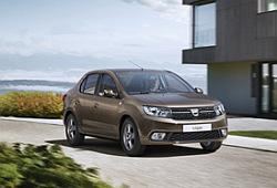 Dacia Logan II Sedan Facelifting 1.0 SCe 73KM 54kW 2016-2020