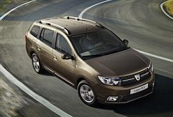 Dacia Logan II MCV Facelifting