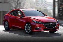 Mazda 3 III Hatchback Facelifting
