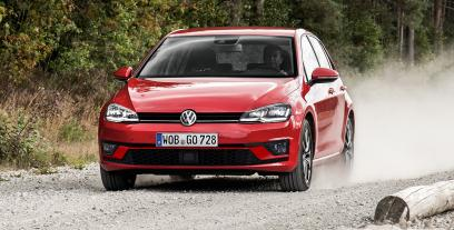 Volkswagen Golf VII Hatchback 5d Facelifting 1.5 TSI ACT 150KM 110kW 2017-2019