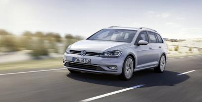 Volkswagen Golf VII Variant Facelifting 1.5 TSI ACT 150KM 110kW 2017-2019
