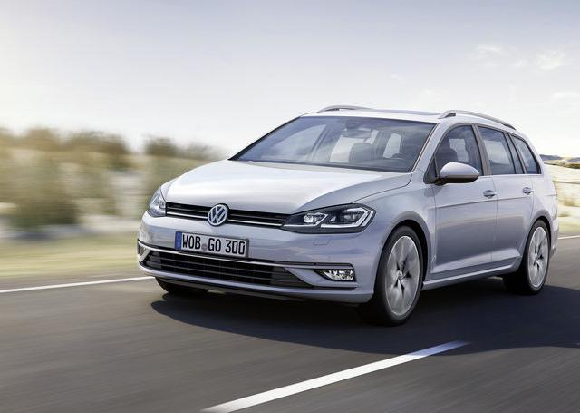 Volkswagen Golf VII Variant Facelifting 1.6 TDI-CR DPF BMT 115KM 85kW od 2017