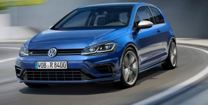 Volkswagen Golf VII R 3d Facelifting 2.0 TSI BMT 310 KM 228 kW