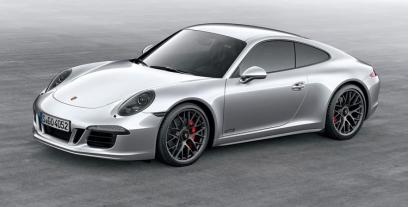 Porsche 911 991 GTS Coupe Facelifting 3.0 450 KM 331 kW