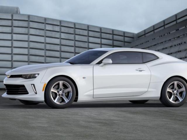 Chevrolet Camaro - modele, dane, silniki, testy • AutoCentrum pl