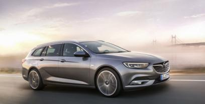 Opel Insignia II Sports Tourer 1.5 Turbo 165KM 121kW od 2017