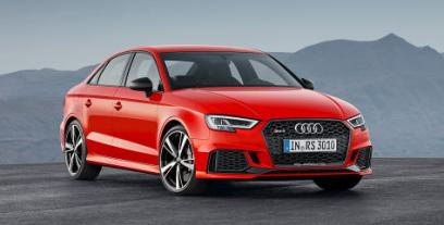 Audi A3 8V RS3 Limousine Facelifting 2.5 TFSI 400 KM 294 kW