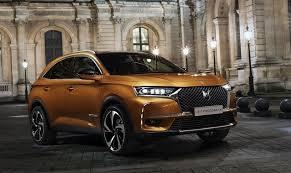 DS 7 2.0 BlueHDI 180KM 132kW od 2017