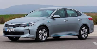 Kia Optima II Sedan PHEV
