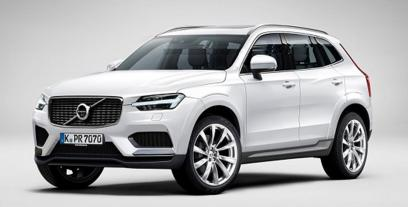 Volvo XC60 II Crossover T8 Twin Engine 407 KM 299 kW