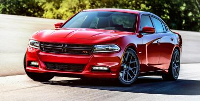 Dodge Charger VII Sedan 6.2 V8 717 KM 527 kW