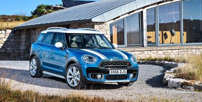 Mini Countryman II Crossover 2.0 192 KM 141 kW