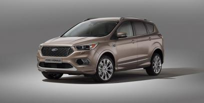Ford Kuga Vignale 1.5 EcoBoost 182KM 134kW 2017-2018