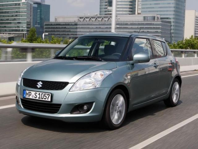 Suzuki Swift V Hatchback 5d Facelifting - Oceń swoje auto