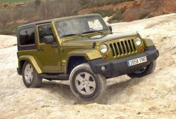 Jeep Wrangler III Unlimited Facelifting -