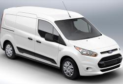 Ford Transit Connect II - Dane techniczne