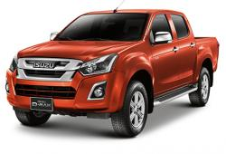 Isuzu D-Max II Double Cab Facelifting