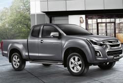 Isuzu D-Max II Extended Cab Facelifting - Dane techniczne