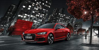 Audi A5 II RS5 Coupe