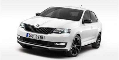 Skoda Rapid II Liftback Facelifting 1.0 TSI 95 KM 70 kW