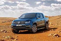 Volkswagen Amarok Pick Up Double Cab Facelifting