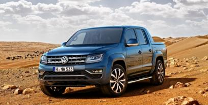 Volkswagen Amarok Pick Up Double Cab Facelifting 3.0 TDI 224KM 165kW od 2016