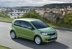 Skoda Citigo I Hatchback 3d Facelifting