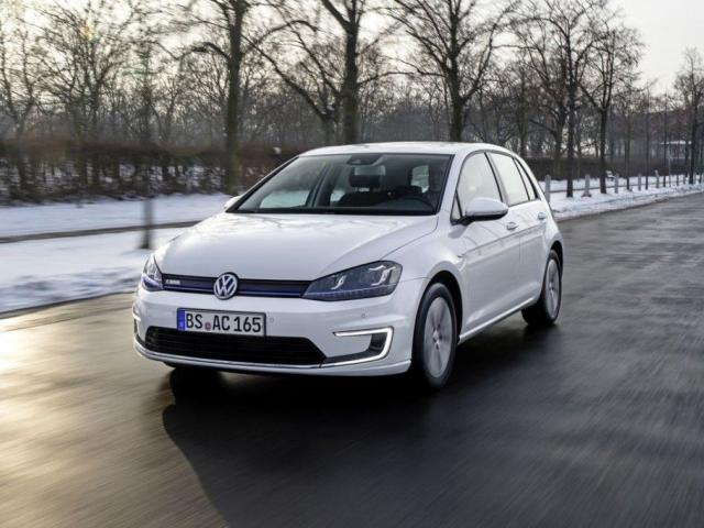 Volkswagen Golf VII e-Golf Facelifting