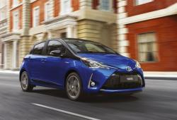 Toyota Yaris III Hatchback 3d Facelifting 2017 -