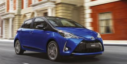 Toyota Yaris III Hatchback 3d Facelifting 2017