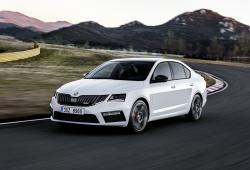 Skoda Octavia III RS Facelifting -