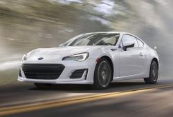 Subaru BRZ Coupe Facelifting