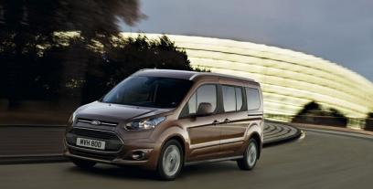Ford Tourneo Connect II Grand 1.5 TDCi 100 KM 74 kW