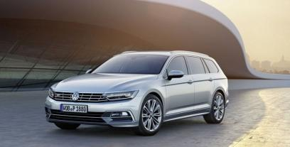 Volkswagen Passat B8 Variant 1.4 TSI BlueMotion Technology ACT 150 KM 110 kW