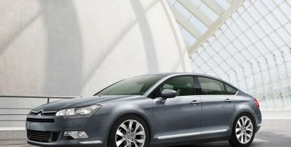 Citroen C5 III Sedan 2.0 16V 140KM 103kW 2008-2009