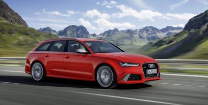 Audi A6 C7 RS6 Avant Facelifting 4.0 TFSI 560KM 412kW 2014-2017