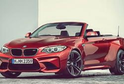 BMW Seria 2 M-Cabrio Facelifting