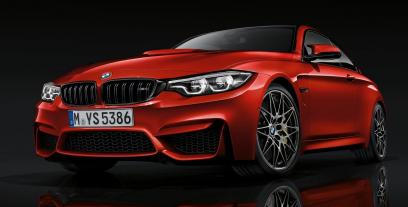 BMW Seria 4 M4 Coupe Facelifting M4 431KM 317kW od 2017