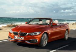 BMW Seria 4 I Cabrio Facelifting