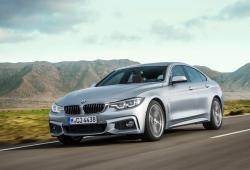 BMW Seria 4 Gran Coupe Facelifting