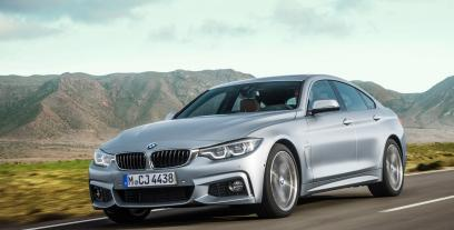 BMW Seria 4 Gran Coupe Facelifting 420d 190KM 140kW od 2017