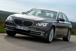 BMW Seria 7 F01 Sedan L Facelifting 750Ld 381KM 280kW 2012-2015