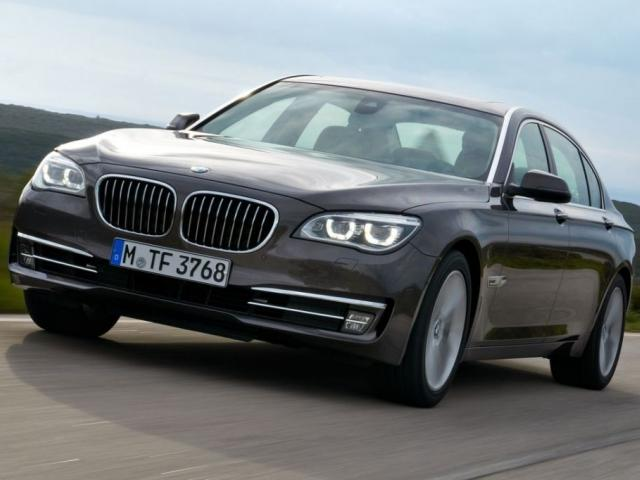BMW Seria 7 F01 Sedan L Facelifting -