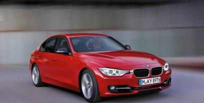 BMW Seria 3 F30-F31-F34 Limuzyna 320i EfficientDynamics Edition 170KM 125kW 2012-2015