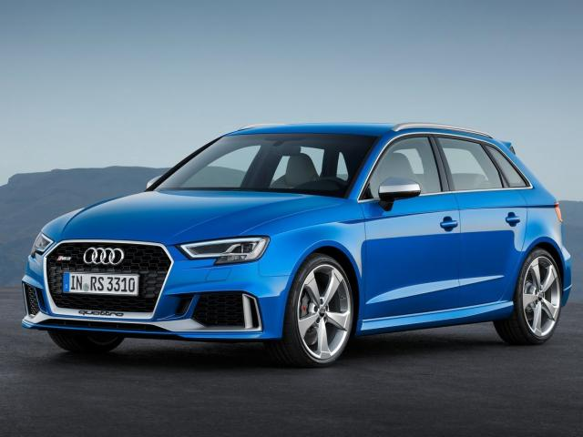 Audi A3 8V RS3 Sportback Facelifting -