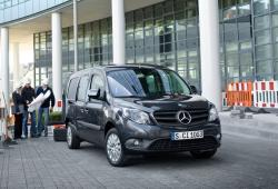 Mercedes Citan Tourer -