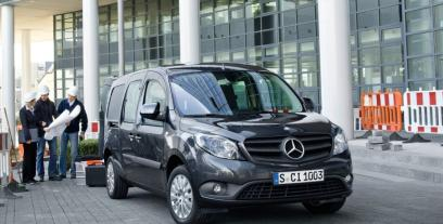 Mercedes Citan Tourer