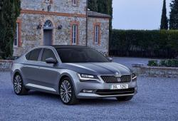 Skoda Superb III Liftback -